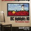 Broadcast Engineering 2005 IBC Issue Cover