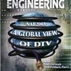 Broadcast Engineering Global View of DTV Cover